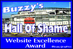 Buzzy's Hall of Shame